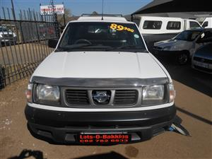 2002 Nissan Hardbody 2.0 16V LWB power steer