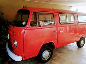 Classic Cars Volkswagen Kombi