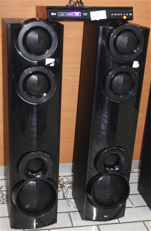 S035229A LG lhd677 home theatre system with remote #Rosettenvilllepawnshop