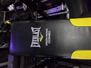 Everlast Iron Man Combo Gym Bench