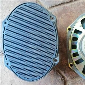 Ford Ka speakers