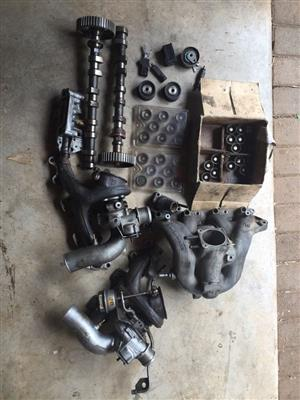 Opel astra engin parts for sale