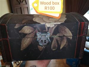 Wooden flower box for sale
