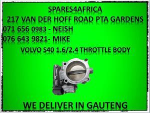 Volvo 1.6/2.4 Throttle Body For Sale