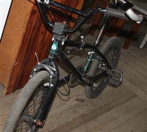 Black trick bike S033631A #Rosettenvillepawnshop