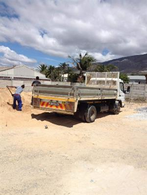 Rubble and waste removals