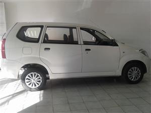 2008 Toyota Avanza 1.5 SX