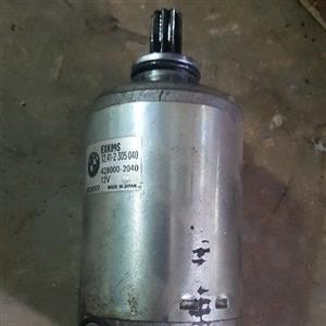 Bmw K1200R enjine spares