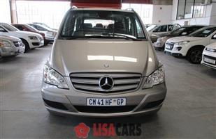 2013 Mercedes Benz Viano CDI 3.0 Trend