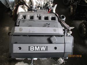 BMW 325 E46 D/ Vanos Engine for Sale