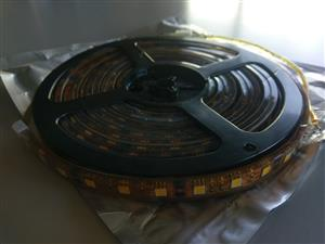 5m IP68 Waterproof, Flexible LED Light Strip