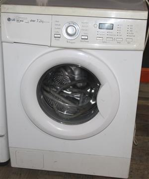 S034105H Lg front loader washing machine #Rosettenvillepawnshop