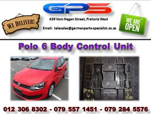 VW Polo 6 Body Control Unit Used Part for Sale