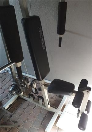 Home gym for sale in fitness and gym equipment in south africa