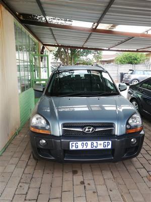 2009 Hyundai Tucson 2.0 GLS
