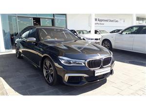 2017 BMW 7 Series 760Li