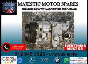 Mercedes benz w274 aircon pump for sale