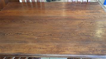 Patrys-hout blad tafel