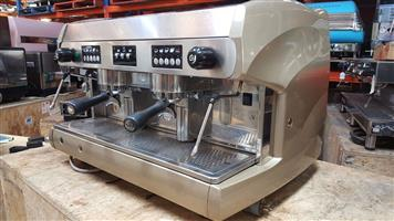 WEGA POLARIS 2 GROUP ESPRESSO COFFEE MACHINE AVAILABLE.