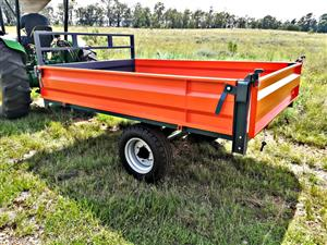 Verrigter 5 Ton Tipper Trailer New Trailer