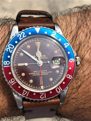 wanted vintage Rolex gmt