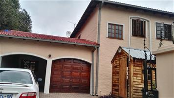 A stand alone house for sale