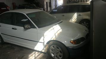 2003 BMW 3 Series 320d auto