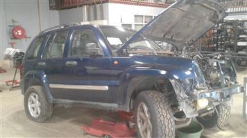 Jeep Grand Cherokee parts