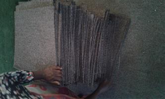Used carpet tiles for sale