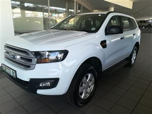 2017 Ford Everest EVEREST 2.2 TDCi XLS A/T