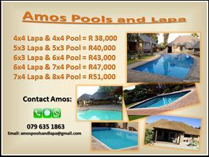 Amos Pools and Lapa