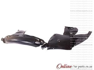 Renault Clio MK II Right Hand Side Front Fender Linners 2002-2005