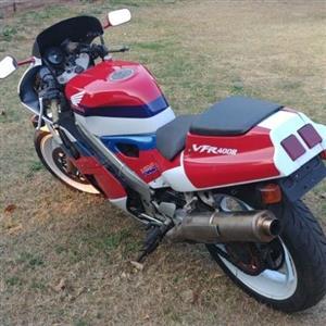1998 Honda VFR