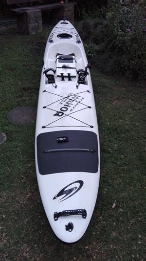 Fishing Ski and Paddle