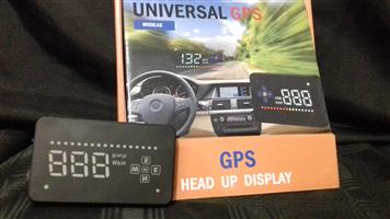 Car heads up display unit