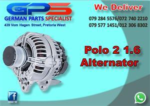 VW Polo 2 1.6 Alternator for Sale