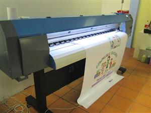 R895/m F-1604/XP600/ECO Large Format Printer Rental: FastCOLOUR Lite 1600mm EPSON XP600