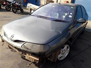 1998 Renault Laguna 2.0 Expression Accident Damaged
