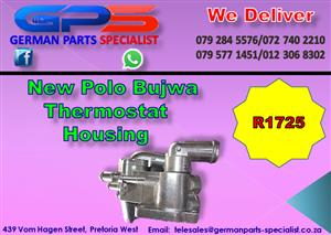 New Polo Bujwa Thermostat Housing for Sale