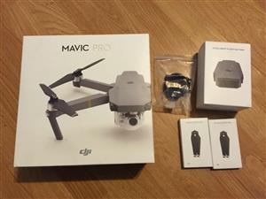 DJI mavic pro starter kit