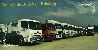 Need to buy a Truck.Volvo! Scania! MAN! UD! Freightliner.... And many more