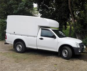 BIG BAKKIE FOR HIRE WITH DRIVER