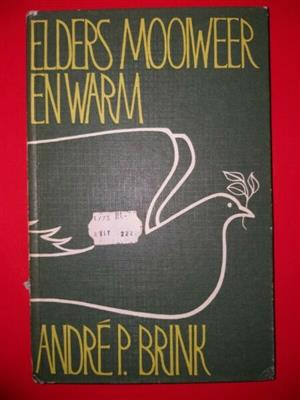 Elders Mooiweer En Warm - Andre Brink.