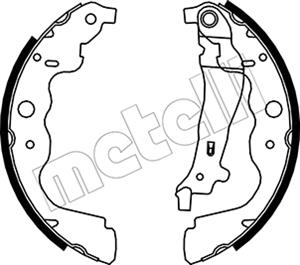 Nissan NP200 Brake Shoes Available At Voxwagen, Lenasia.