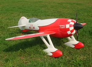 Gee Bee r3 model plane large