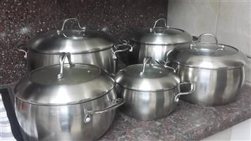 Kenwood pots for sale