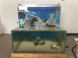 Custom Marine Aquarium Tanks, Sumps, Stands and Controllers