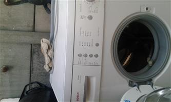 Bosch washing machime
