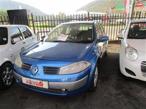 2004 Renault Megane 1.6 Expression