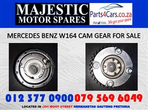 Mercedes benz w164 cam gears for sale new spares
